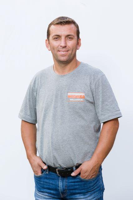 Christian Graf, Servicemonteur